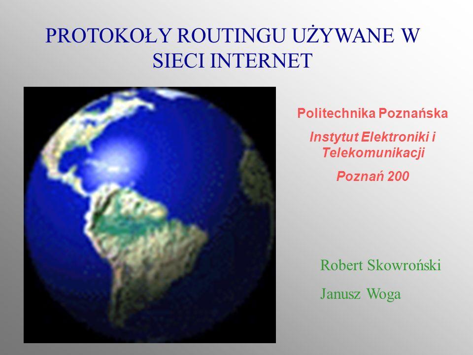 Politechnika Poznańska Instytut Elektroniki i Telekomunikacji