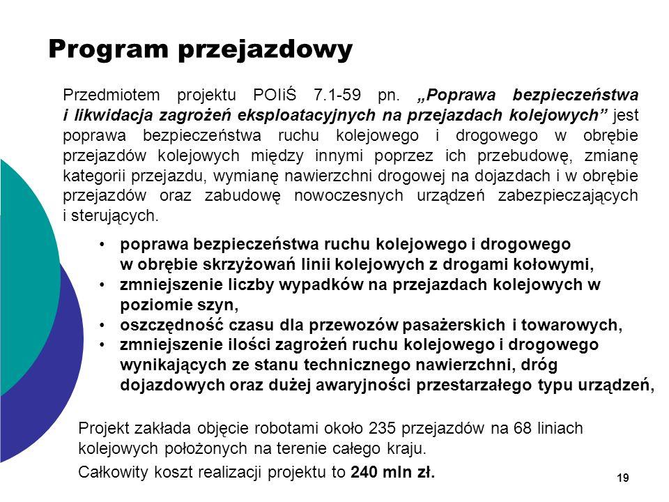 Program przejazdowy