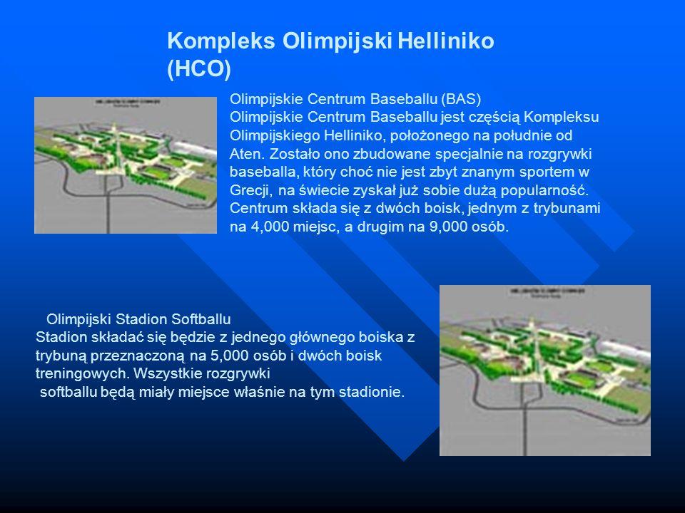Kompleks Olimpijski Helliniko (HCO)