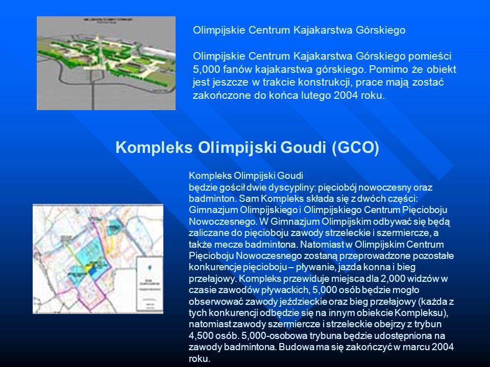 Kompleks Olimpijski Goudi (GCO)