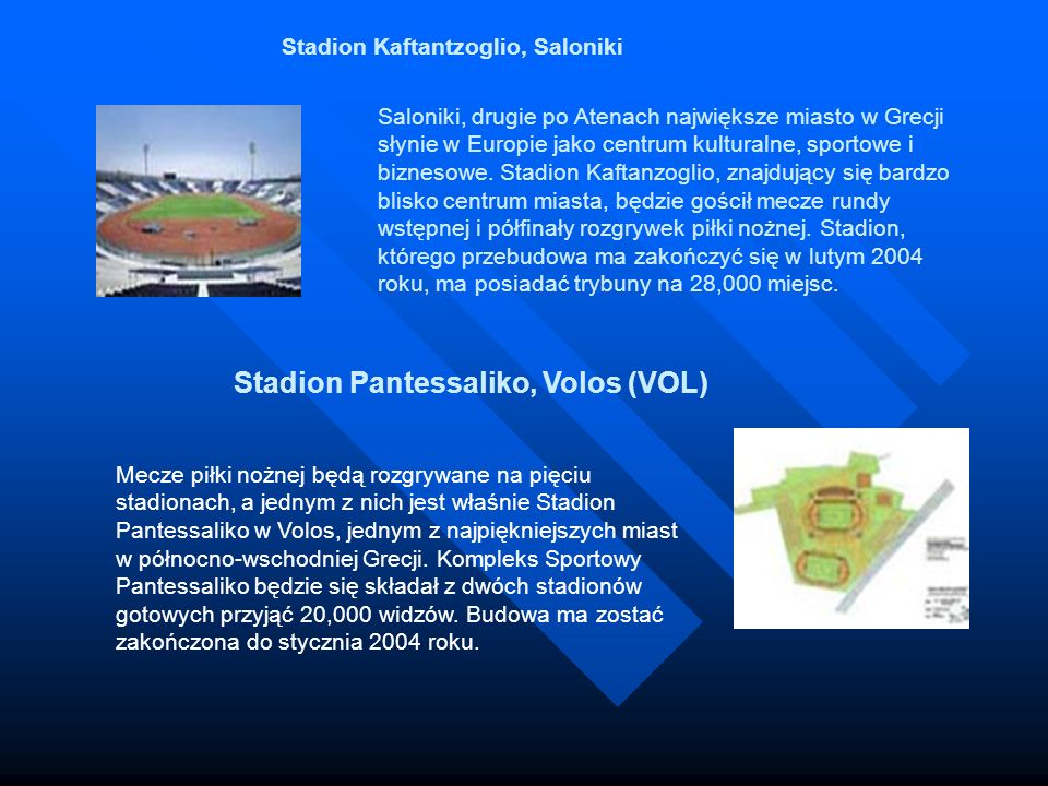 Stadion Pantessaliko, Volos (VOL)