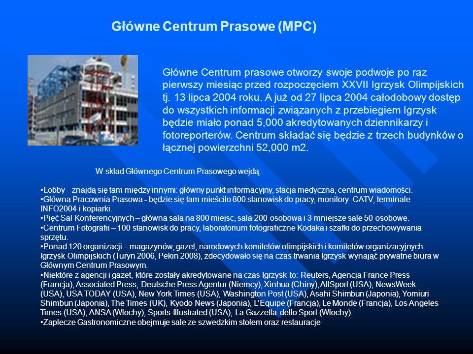 Główne Centrum Prasowe (MPC)