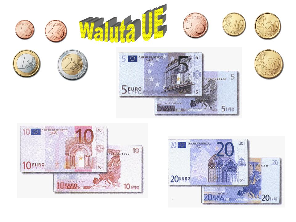 Waluta UE