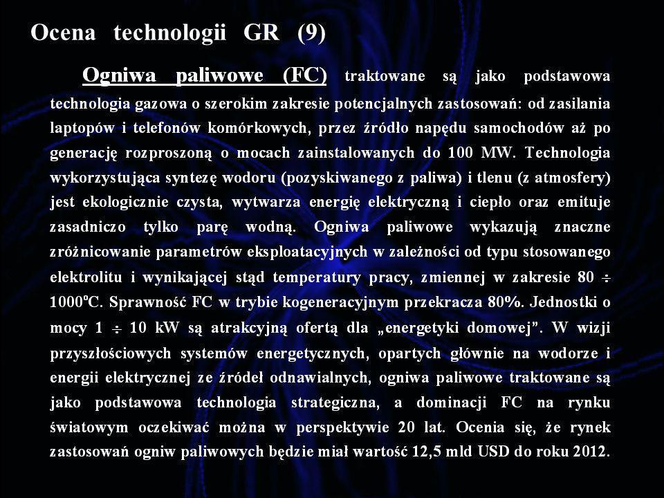 Ocena technologii GR (9)