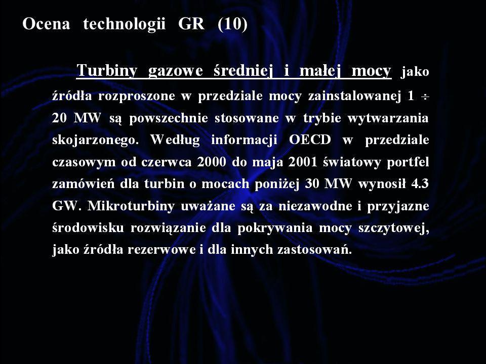 Ocena technologii GR (10)