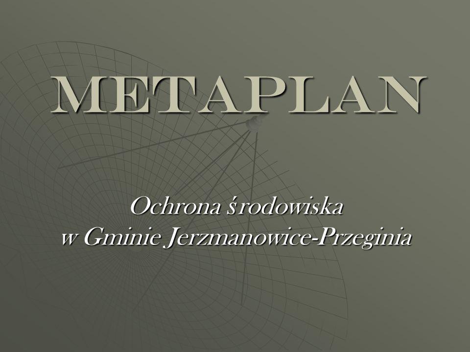Ochrona środowiska w Gminie Jerzmanowice-Przeginia