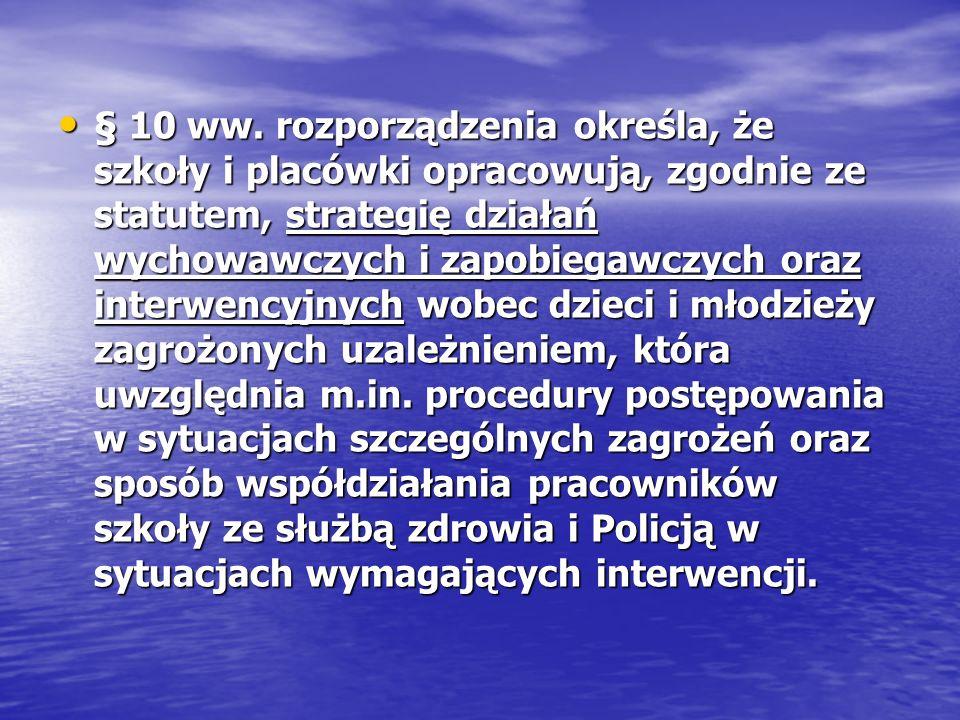 § 10 ww.