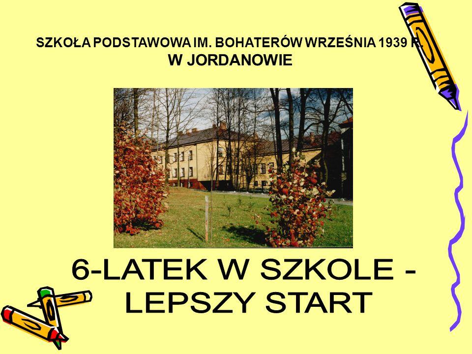 SZKOŁA PODSTAWOWA IM. BOHATERÓW WRZEŚNIA 1939 R.
