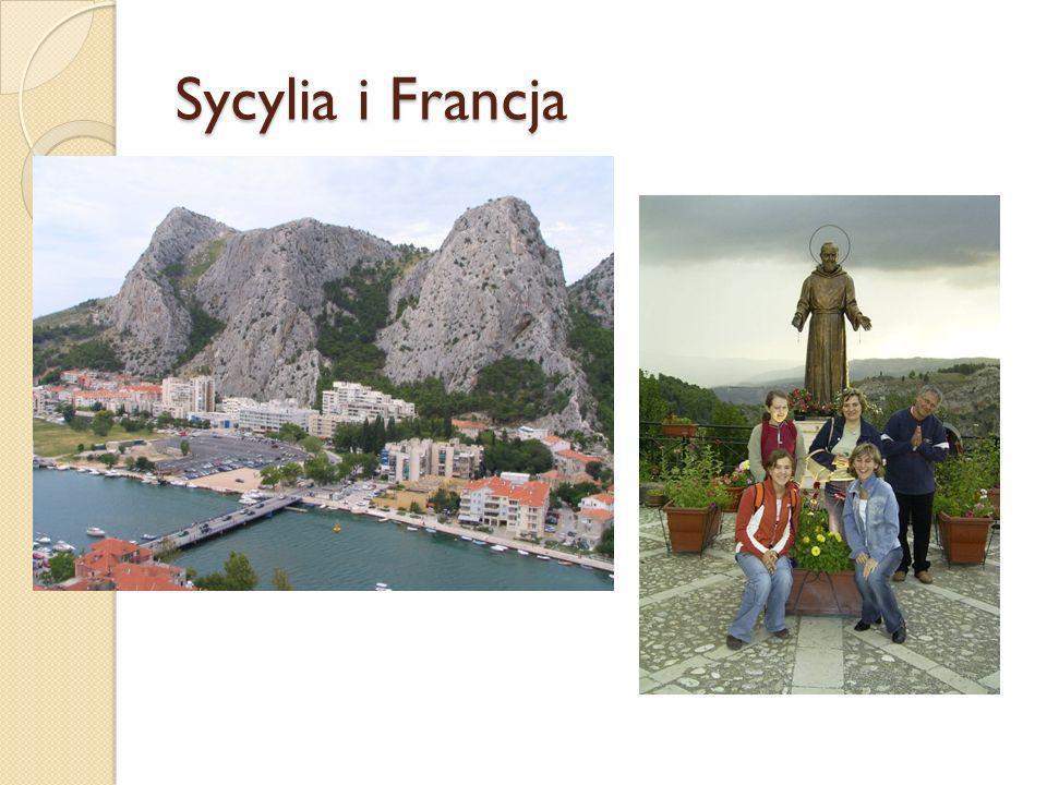 Sycylia i Francja