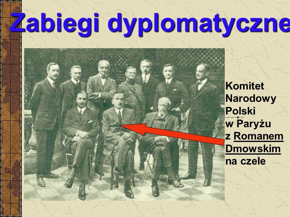 Zabiegi dyplomatyczne
