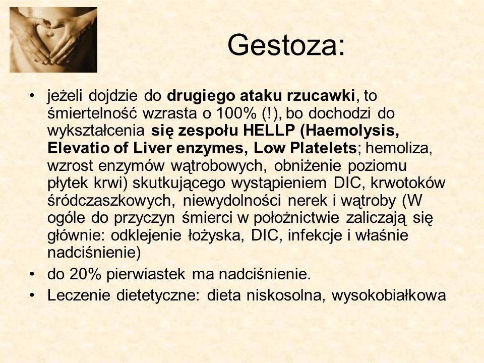 Gestoza: