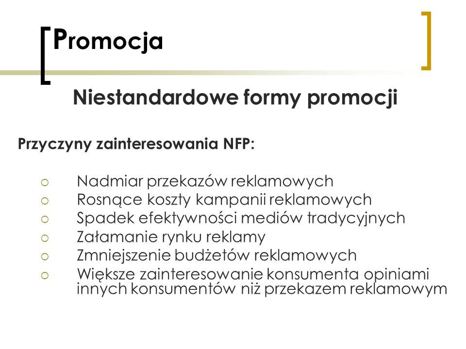Niestandardowe formy promocji