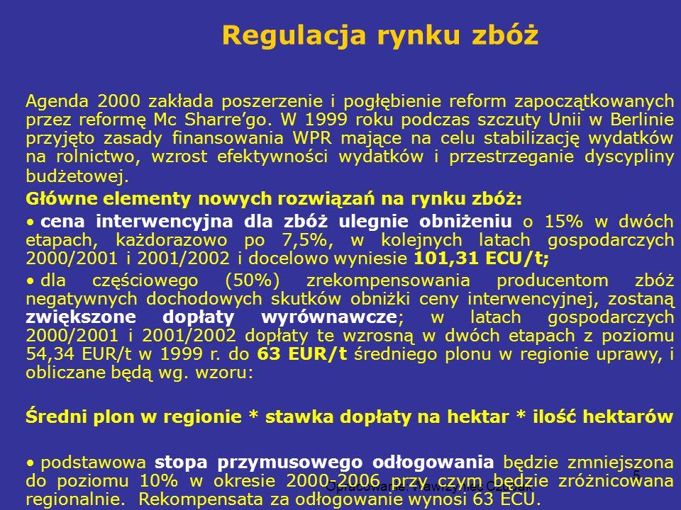 Średni plon w regionie * stawka dopłaty na hektar * ilość hektarów