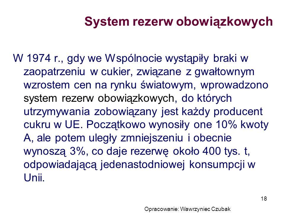 System rezerw obowiązkowych