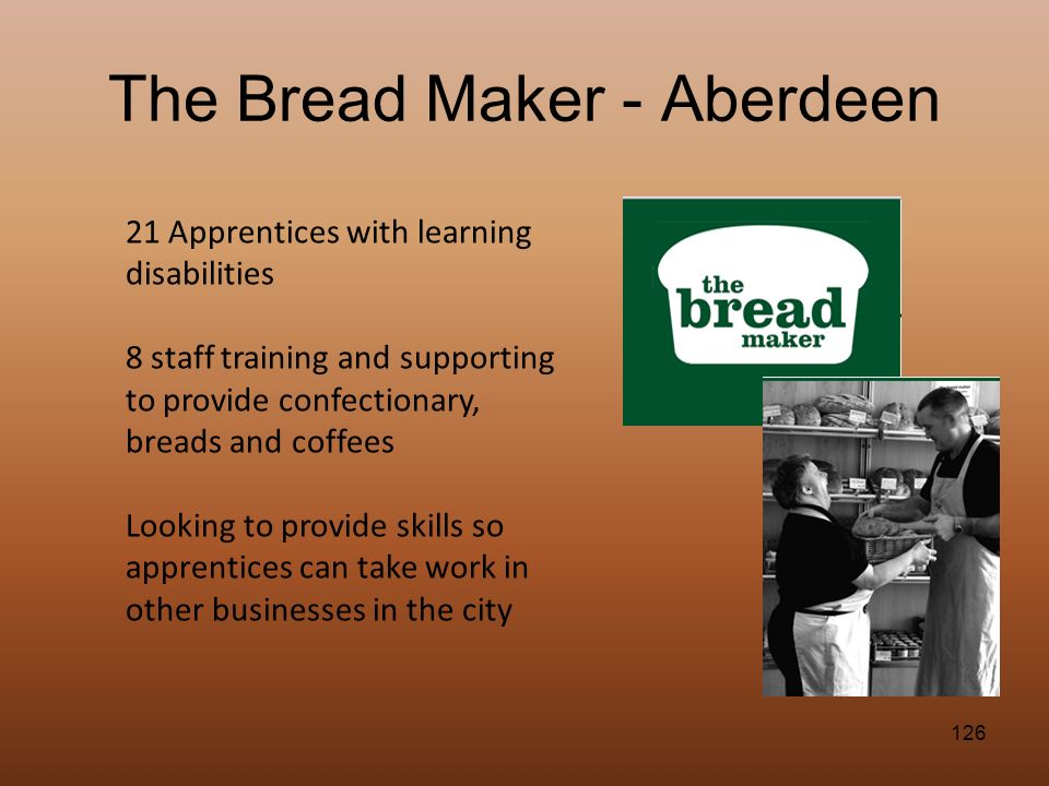 The Bread Maker - Aberdeen