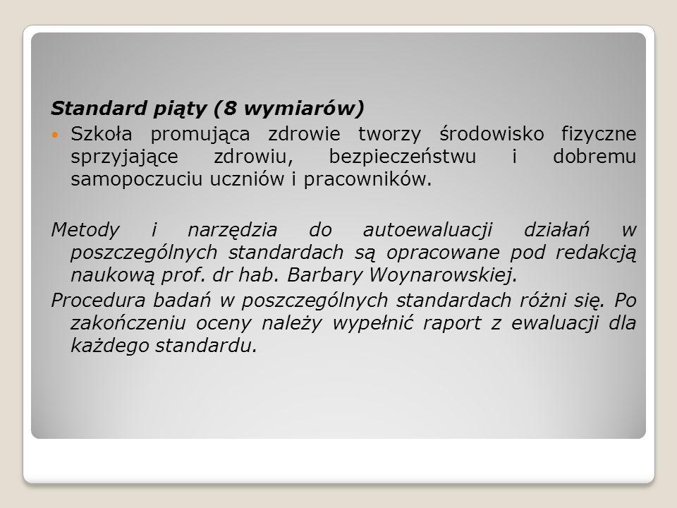 Standard piąty (8 wymiarów)