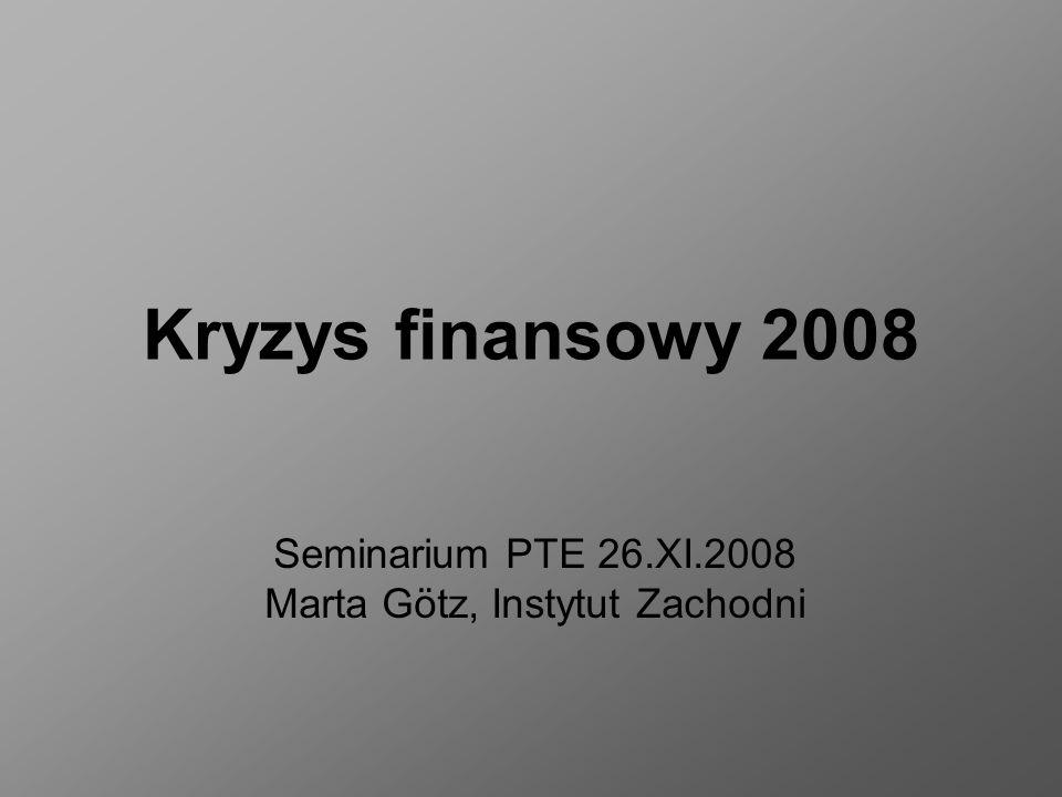 Seminarium PTE 26.XI.2008 Marta Götz, Instytut Zachodni