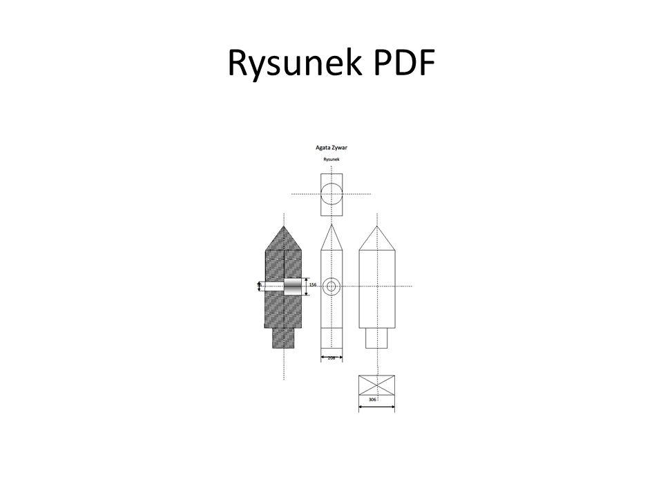 Rysunek PDF