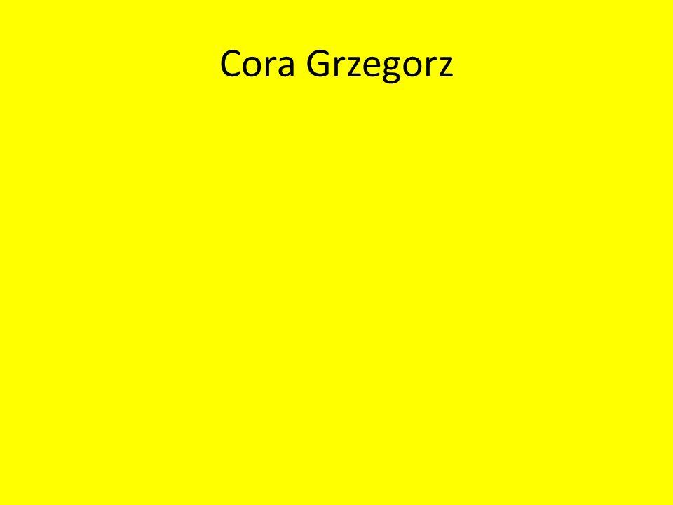Cora Grzegorz