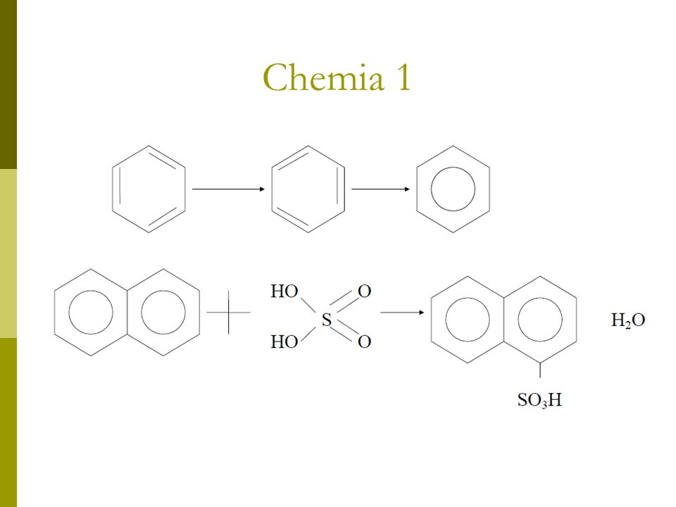 Chemia 1