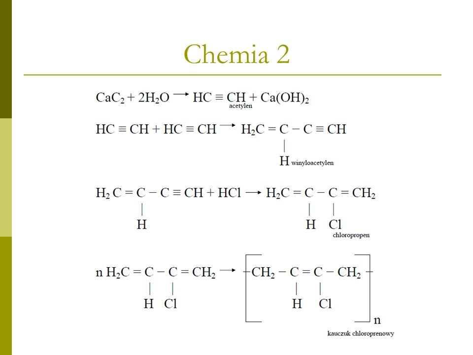 Chemia 2