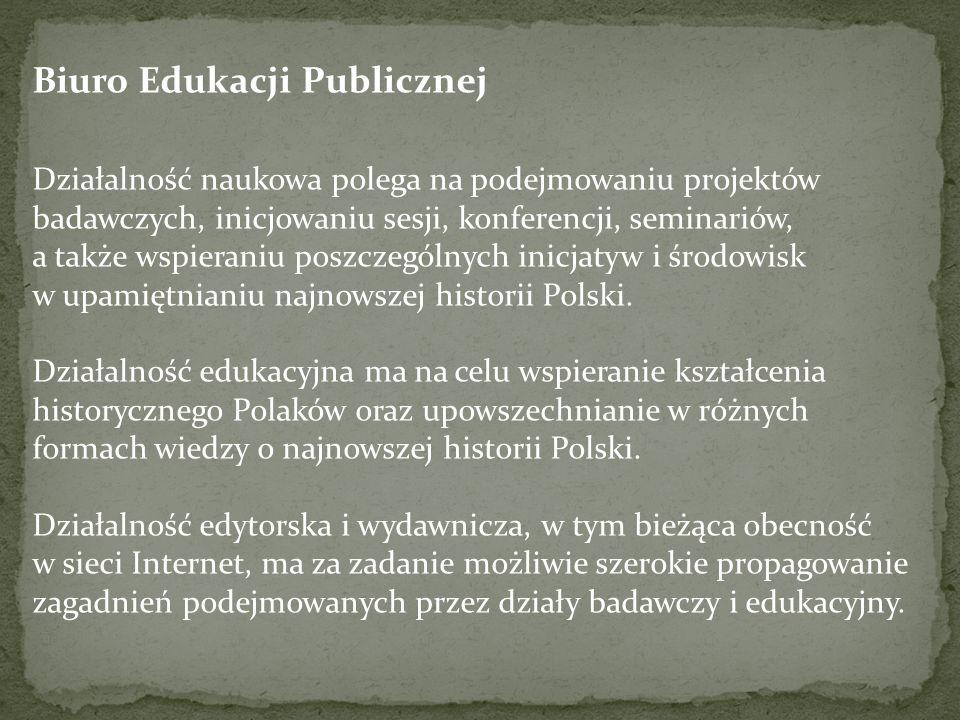 Biuro Edukacji Publicznej