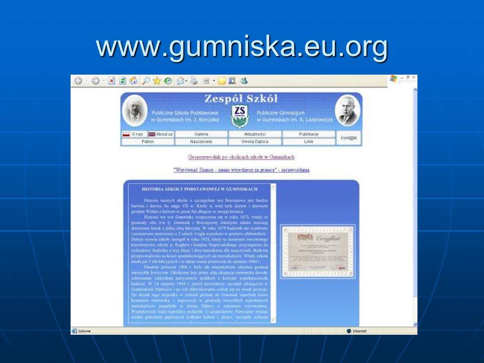 www.gumniska.eu.org
