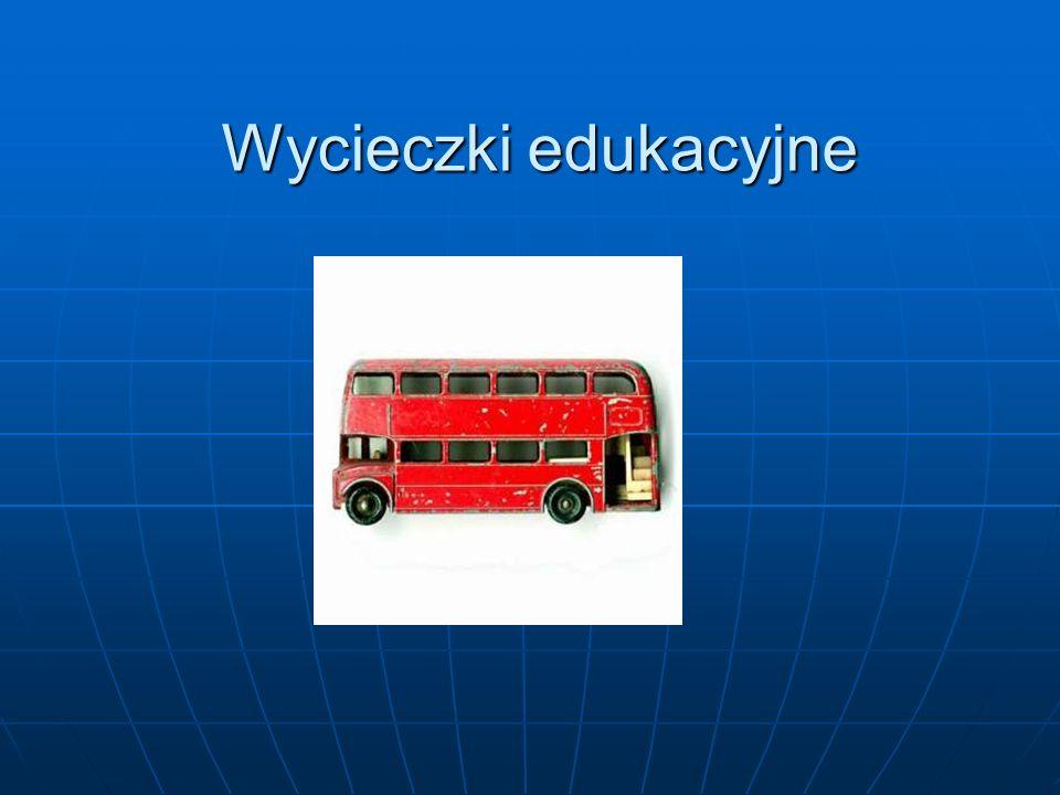 Wycieczki edukacyjne