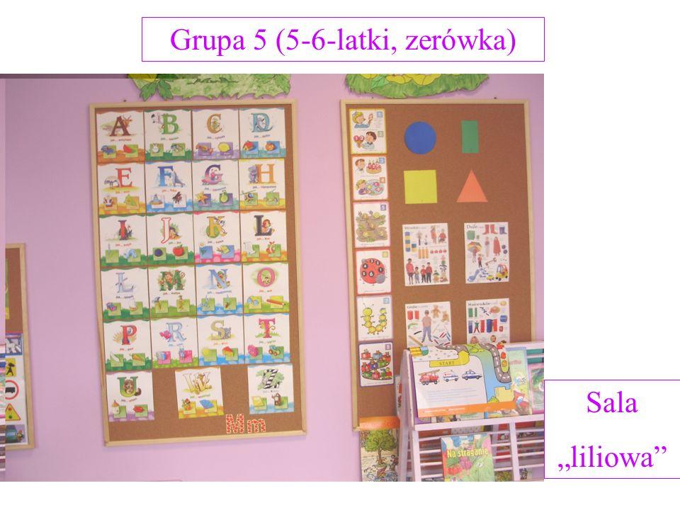 Grupa 5 (5-6-latki, zerówka)