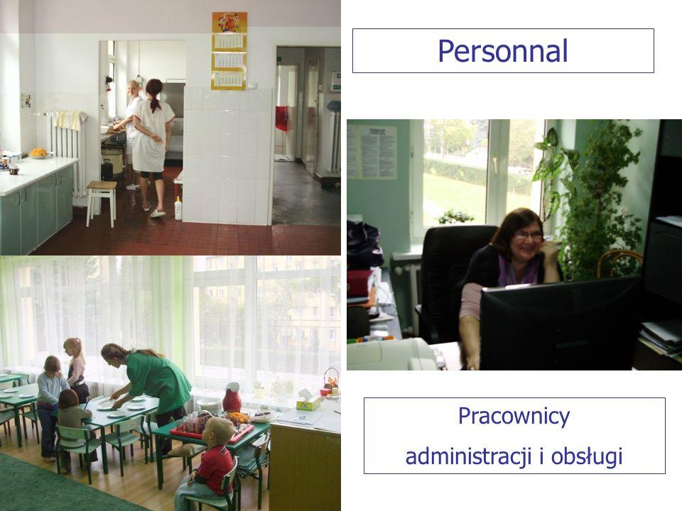 administracji i obsługi