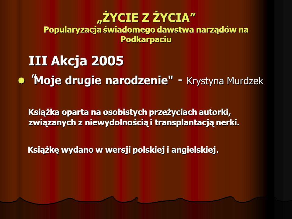 Moje drugie narodzenie - Krystyna Murdzek