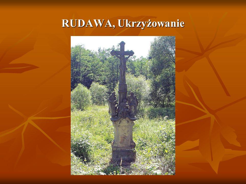 RUDAWA, Ukrzyżowanie