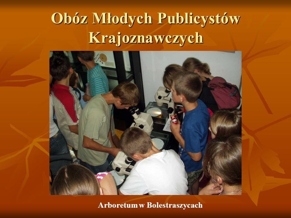 Obóz Młodych Publicystów Krajoznawczych