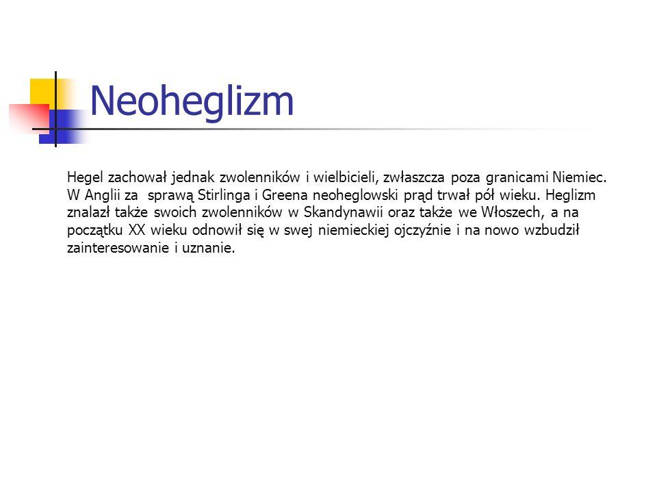 Neoheglizm
