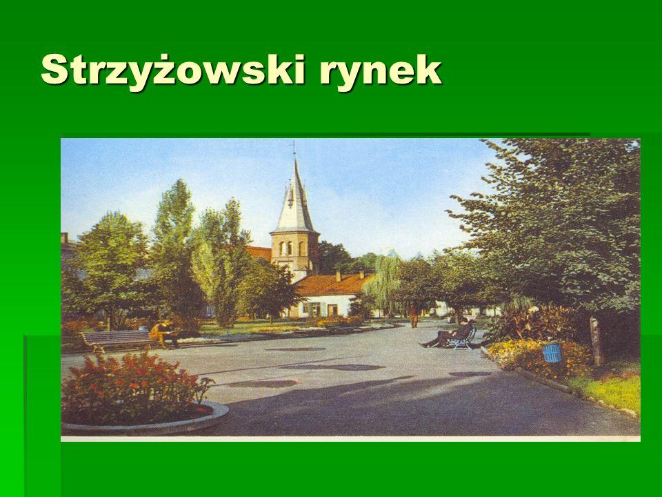 Strzyżowski rynek