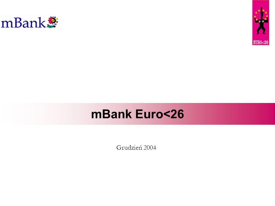 mBank Euro<26 Grudzień 2004