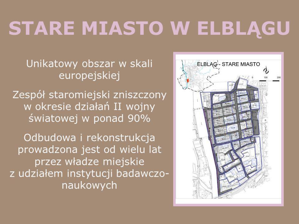 Unikatowy obszar w skali europejskiej