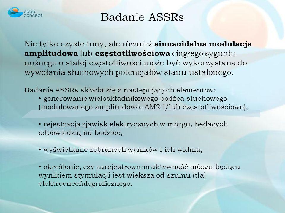 Badanie ASSRs