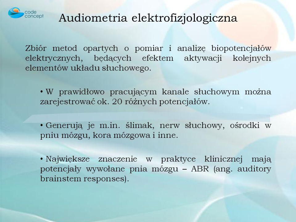Audiometria elektrofizjologiczna