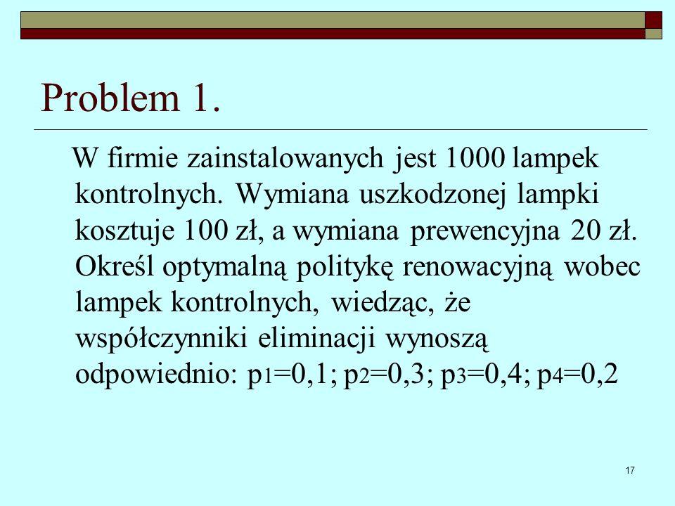 Problem 1.