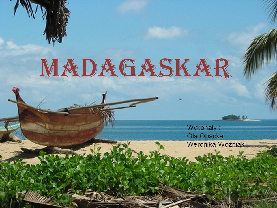 Madagaskar Wykonały : Ola Opacka Weronika Woźniak