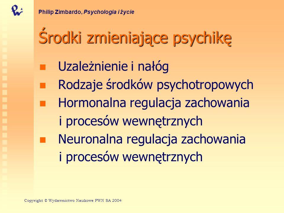 Środki zmieniające psychikę