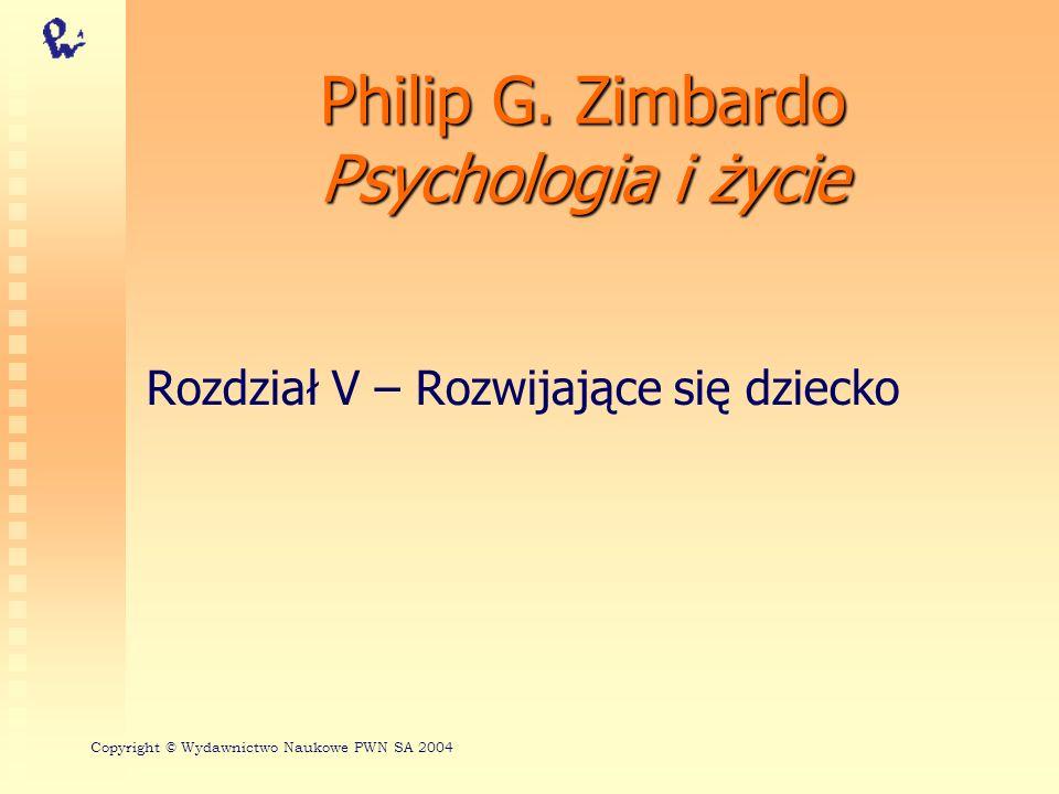 Philip G. Zimbardo Psychologia i życie