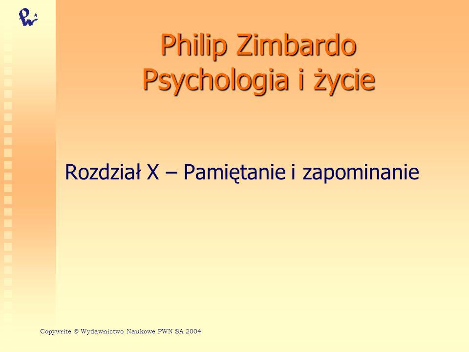 Philip Zimbardo Psychologia i życie