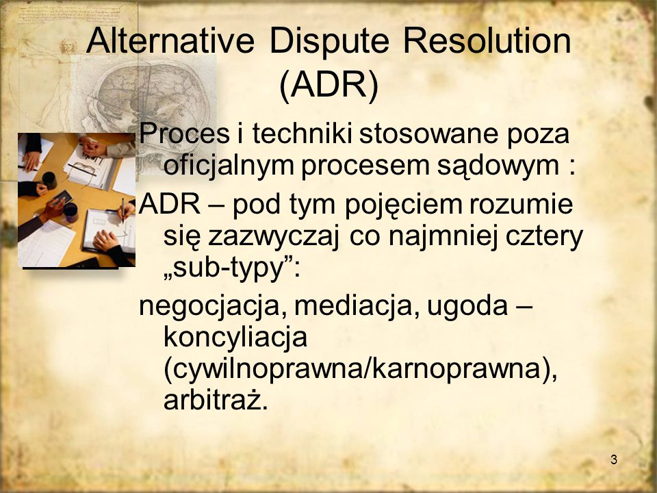 alternative dispute resolution adr clause for Clauses and procedures jams mediation, arbitration and to ensure arbitration remains an attractive alternative to adr clauses (dispute resolution clauses.
