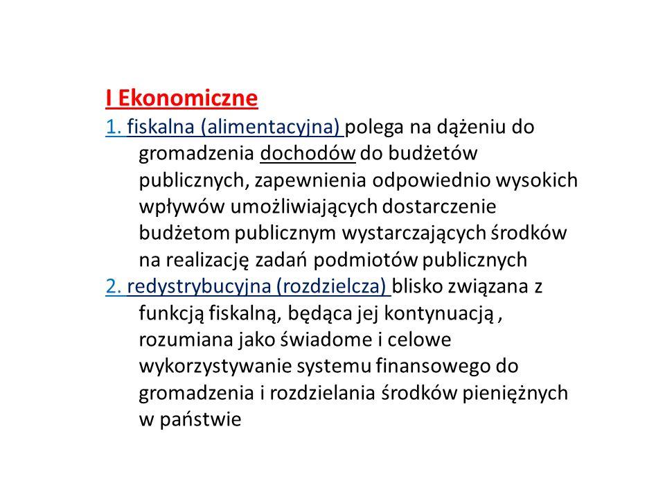 I Ekonomiczne