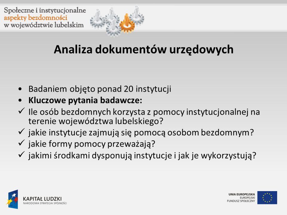 Analiza dokumentów urzędowych
