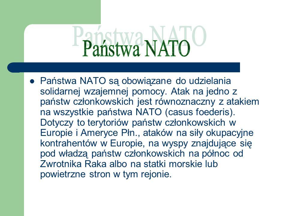Państwa NATO