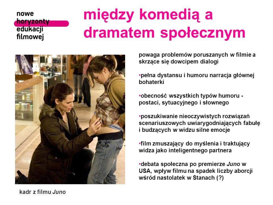 między komedią a dramatem społecznym