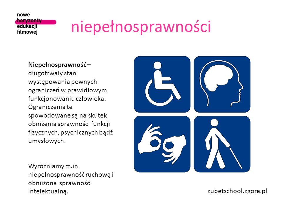 niepełnosprawności